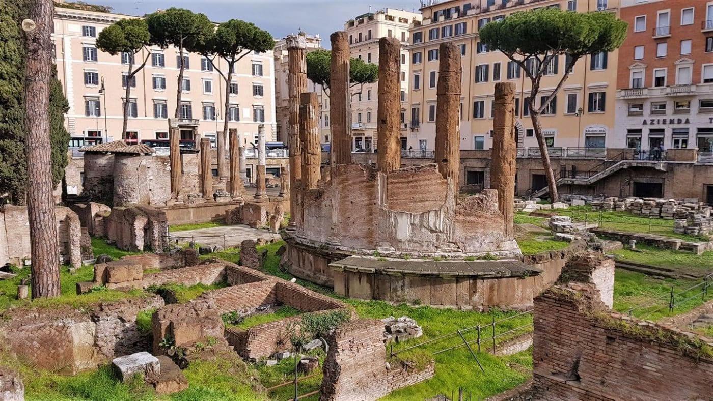area-sacra-torre-argentina-a-Roma-1